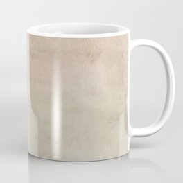 Ombre Grey Mist Watercolor Hand-Painted Effect Coffee Mug