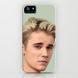 Do you Belieb? iPhone Case