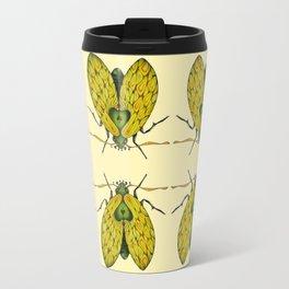 Moth n. 2 (ORIGINAL SOLD). Travel Mug
