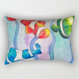 Clown fish Rectangular Pillow