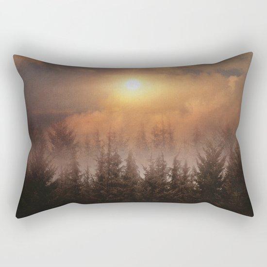 A new beginning IX Rectangular Pillow