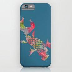 Rainbow Koi Fish iPhone 6s Slim Case