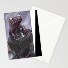 Fire Salamander Stationery Cards