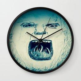Rally Cry. Wall Clock