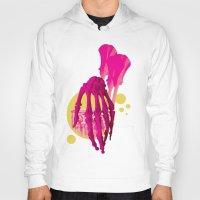 bones Hoodies featuring Bones by Love2Laugh
