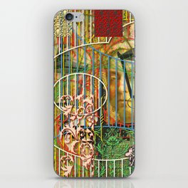 Being for the Benefit of Mr. Liddell's Daughters (2) iPhone Skin