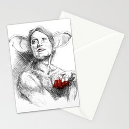 Mogwai!Hannibal Stationery Cards