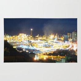 Porto di Genova Rug