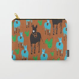 Desert Life One Carry-All Pouch