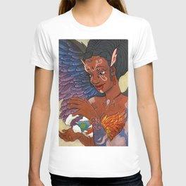 Air Maiden T-shirt