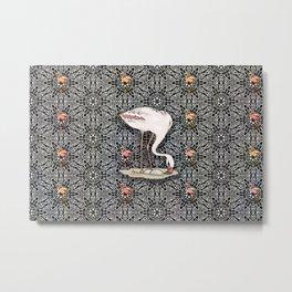 flamingo story Metal Print