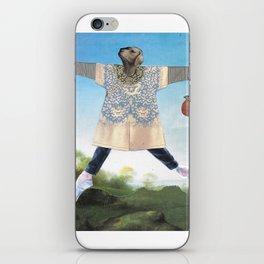 Defying Gravity iPhone Skin