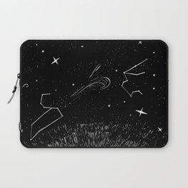 Mystic amethyst Laptop Sleeve