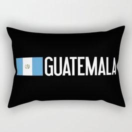 Guatemalan Flag & Guatemala Rectangular Pillow