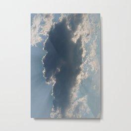 Heavens Piercing Metal Print