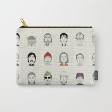 The Characters of W Carry-All Pouch