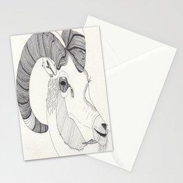 Rad Ram Stationery Cards
