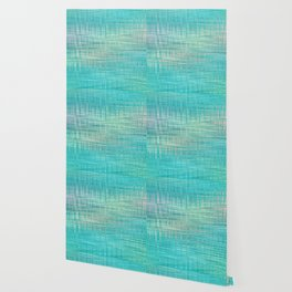 Abstract Blue Pastel Wallpaper