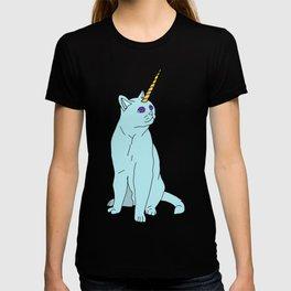 Uni Cat - Baby Blue T-shirt
