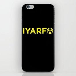 IYARFO MINIMAL iPhone Skin