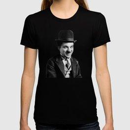 Charlie Chaplin Old Hollywood T-shirt
