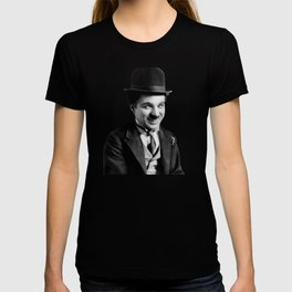 Charlie Chaplin Old Hollywood T-shirt