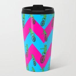 Dat Boi Pattern Travel Mug