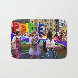 Pride Abroad: Belfast Bath Mat