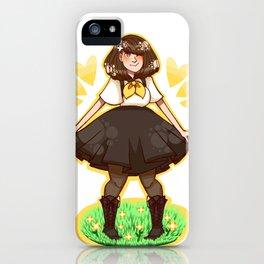 hajime iPhone Case