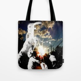 I've Got Sunshine on a Cloudy Day Tote Bag