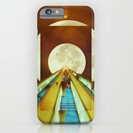 The Escalator iPhone Case