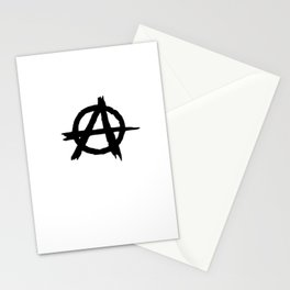 Anarchy Stationery Cards