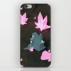 Outpost Calcite iPhone & iPod Skin