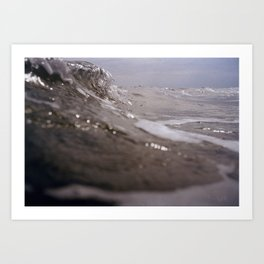 OceanSeries9 Art Print