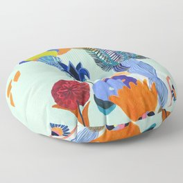 Nature Therapy Floor Pillow