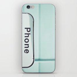 Retro Phone iPhone Skin