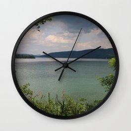 Emerald Wall Clock