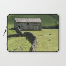 Walls and Barns II Laptop Sleeve
