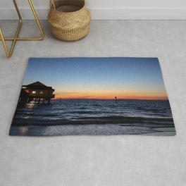 Clearwater Beach- Beach I  Rug
