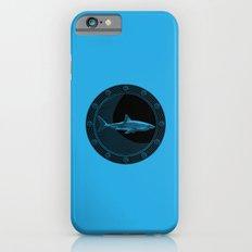 Engraved Shark iPhone 6s Slim Case