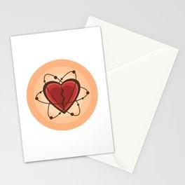 Quantum Love Stationery Cards