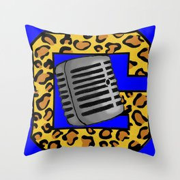 Enzo Amore Throw Pillow