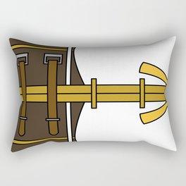 Mami Tomoe Magical Girl Dress Rectangular Pillow