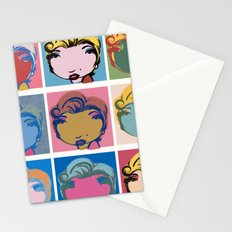 9x Marilyn  Stationery Cards