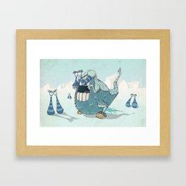 artic Framed Art Print
