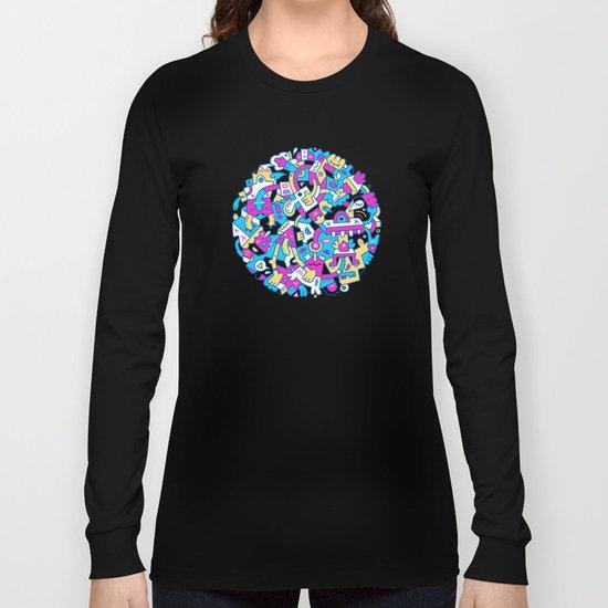 Dimbleby's Dilemma Long Sleeve T-shirt