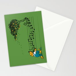 Maestro of Nature Stationery Cards