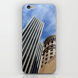 Hobart in the Sky Without Diamonds iPhone Skin
