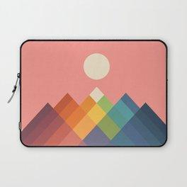 Rainbow Peak Laptop Sleeve