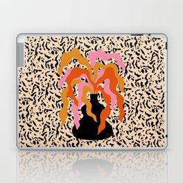 Cross my mind Laptop & iPad Skin